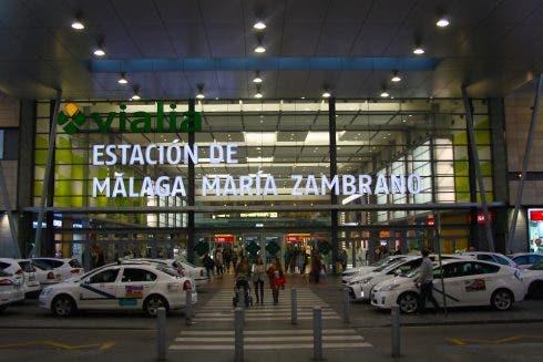 Maria Zambrano Station