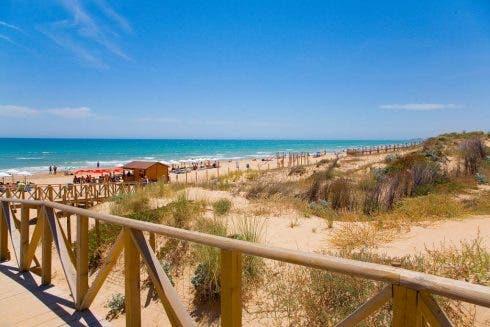 Ortigues Beach Guardamar