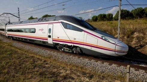 High Speed train launch for Spain's Costa Blanca South in doubt due to Covid-19 border restrictions