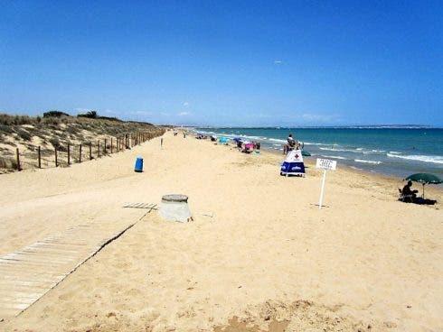 Viveros Beach Guardamar