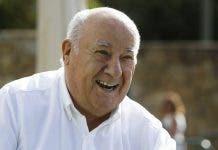 Amancio Ortega Fundador Y Ma Ximo Accionista De Inditex Efe