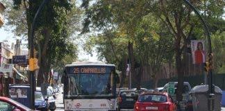 Autobus Campanillas