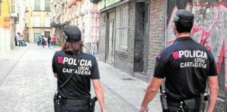 Cartagena Police Local