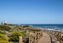Coastal Path Mijas