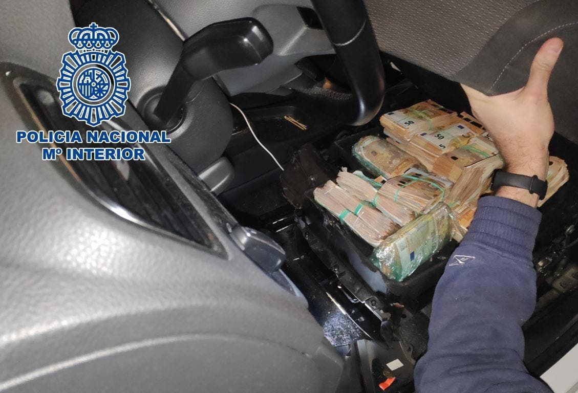 Colombian Trafficking