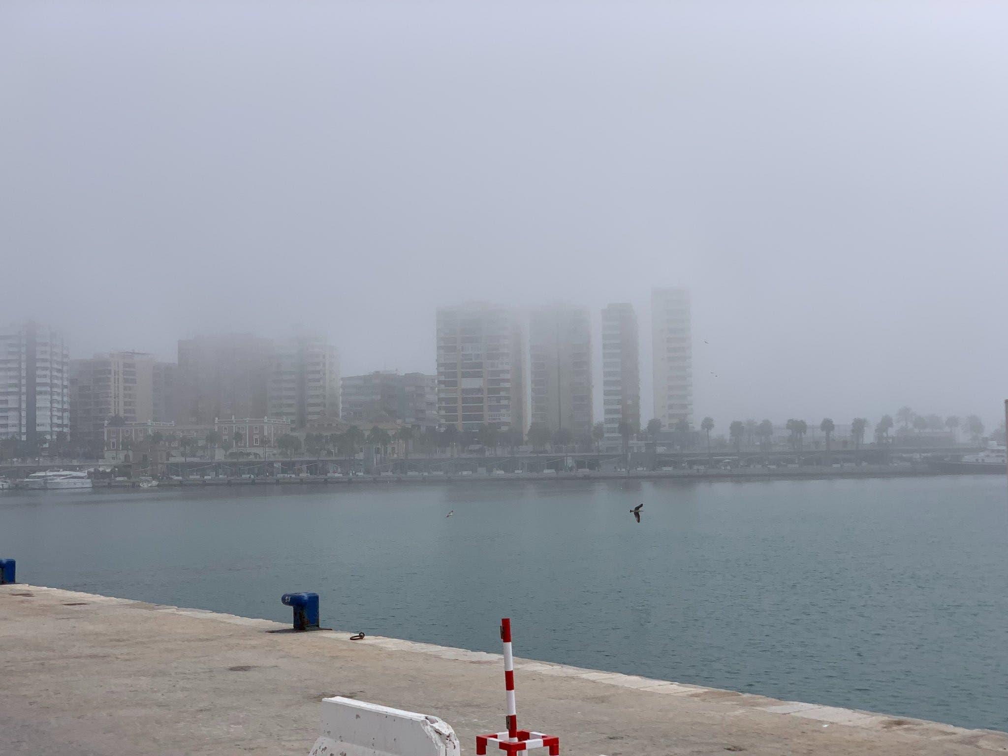 Fog Malaga