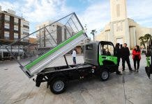 Guardamar Electric Waste Vehicle 1