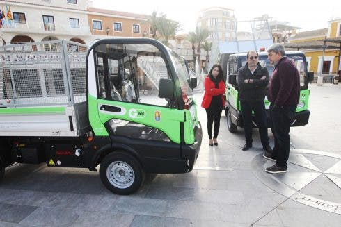 Guardamar Electric Waste Vehicle 2