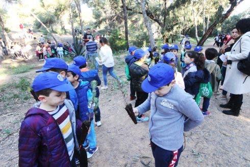 Guardamar Kids Plant Trees