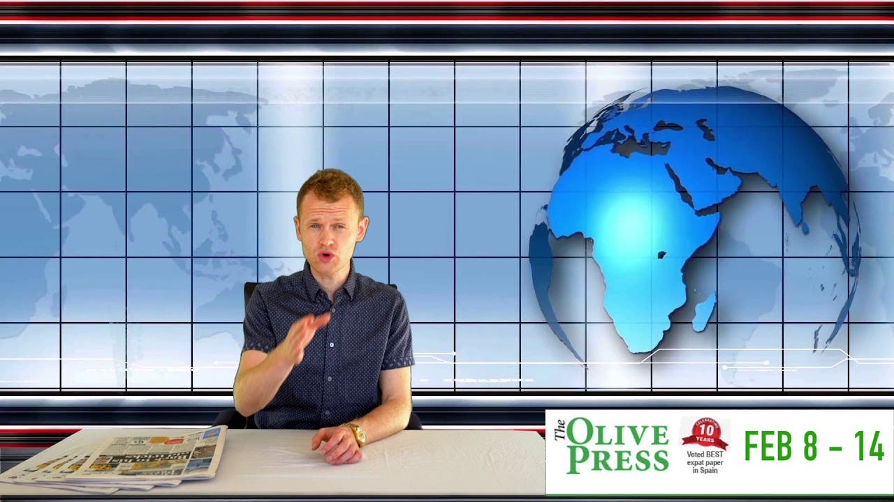 WATCH: Coronavirus, car chases and TAX increase on British rental profits post-Brexit – Olive Press TV roundup Feb 8-14 - Olive Press News Spain
