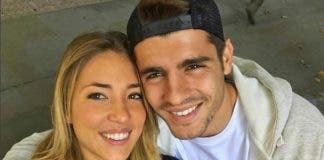 Morata And Wife