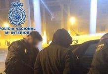 Murcia Arrest