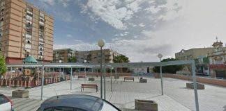 Plaza De Blas Infante