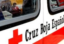 Red Cross Van