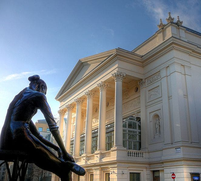 1 Royal Opera House 1