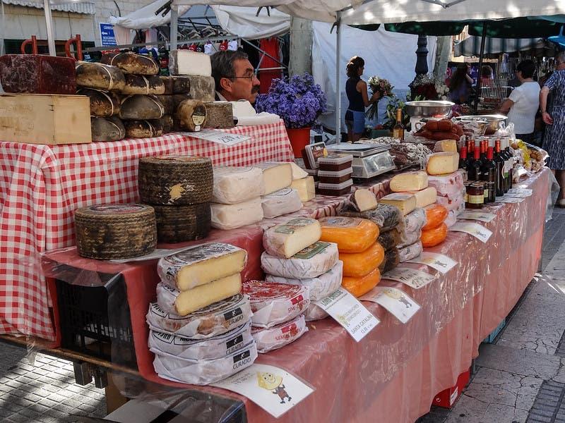 Mallorca markets