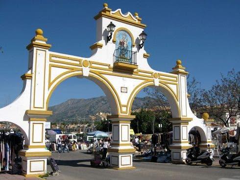 Fuengirola's popular market Wikipedia