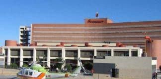 Arrixaca Hospital Murcia