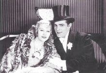 Belinda With Garbo In The Temptress