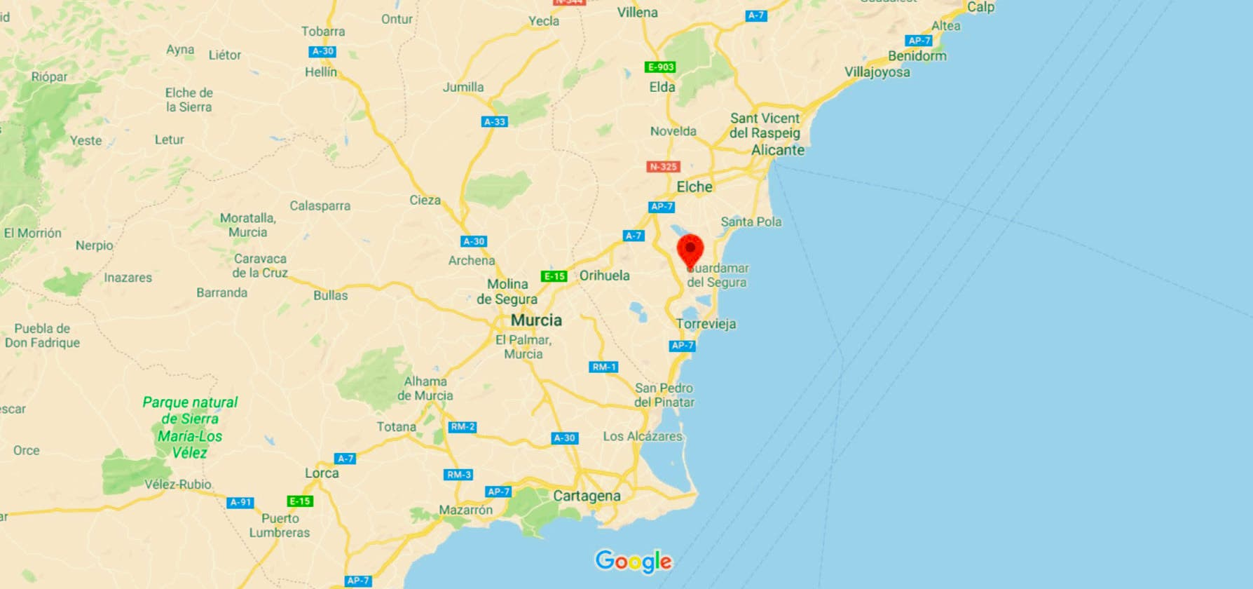First Three Coronavirus Victims In Costa Blanca South Are Found