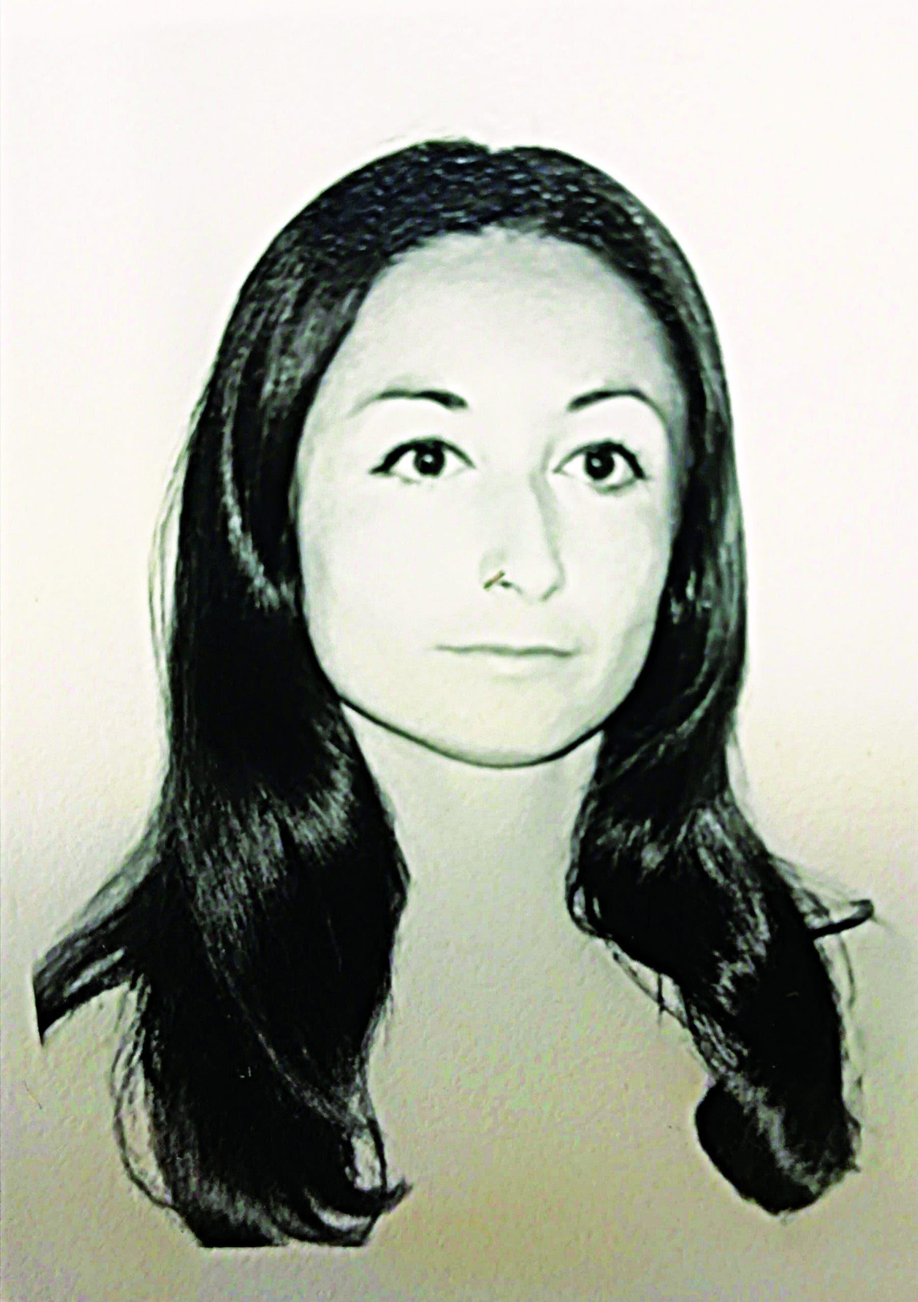 First Passport Pic Isabel Marquez Feixas