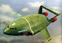 Holdaway 338 Thunderbirds