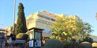 _hospital Costa Del Sol Outside