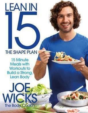 Joe Wicks Literally Anything By Him