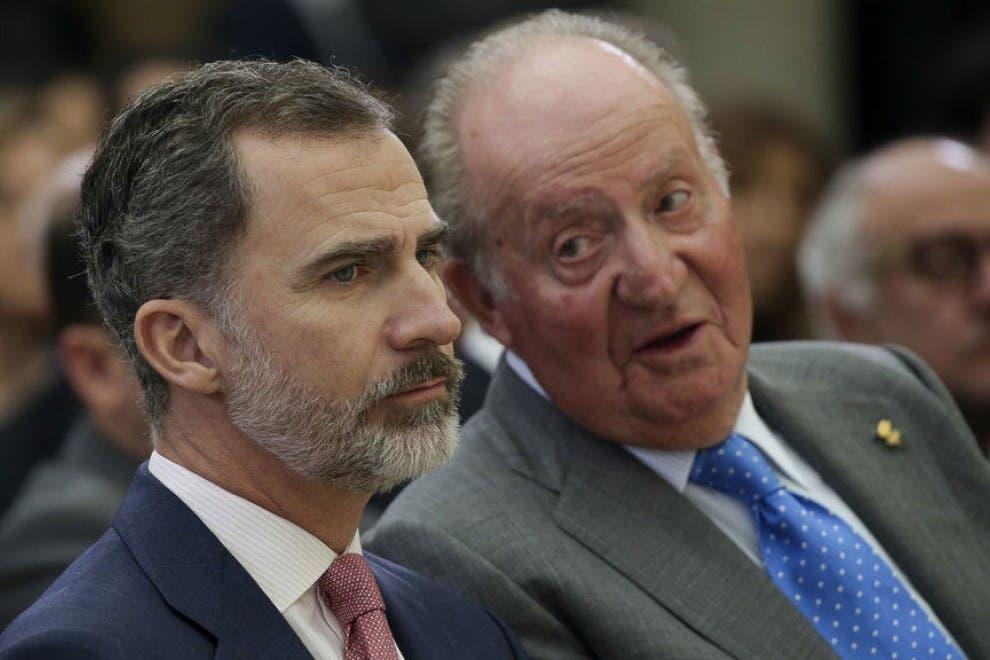 L'ancien roi d'Espagne Juan Carlos annonce son retrait ...  |Juan Carlos