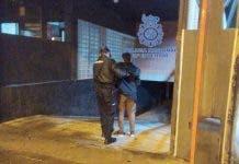 Murcia Arrests Calle Ovallo