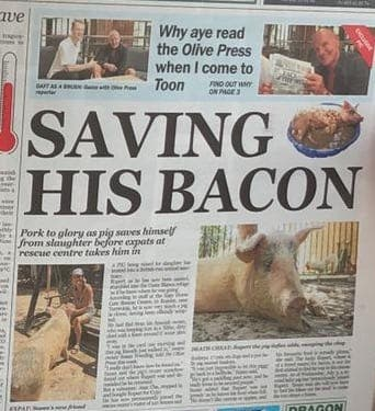 Rupert Front Page