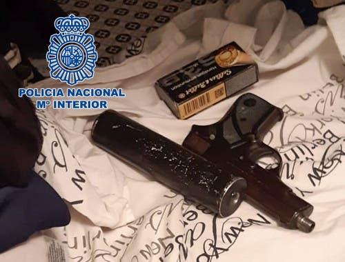 Semi Automatic Pistol