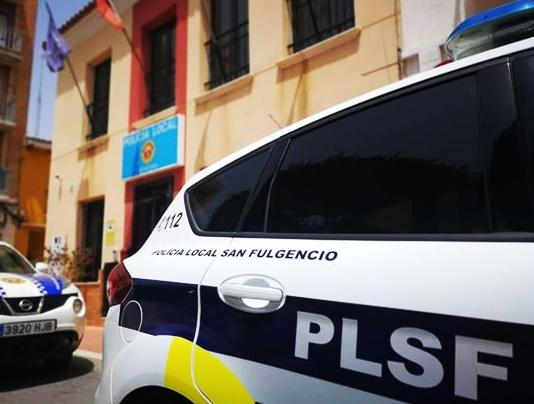 San Fulgencio Local Police