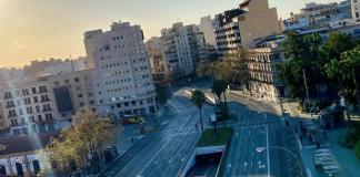 Plaza Espana Palma