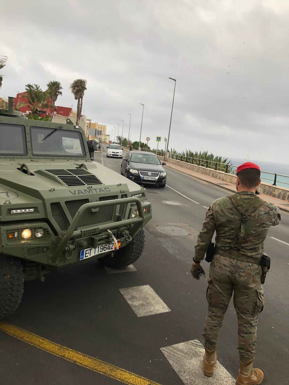 Spanish Militar I