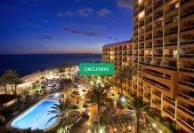 Sunset Beach Club Hotel Featured