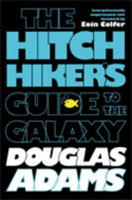 The Hitchhiker S Guide To The Galaxy Trilogy In Five Parts By Douglas Adams
