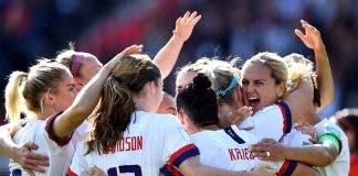 Fifa Women S World Cup France 2019  Usa Vs Chile