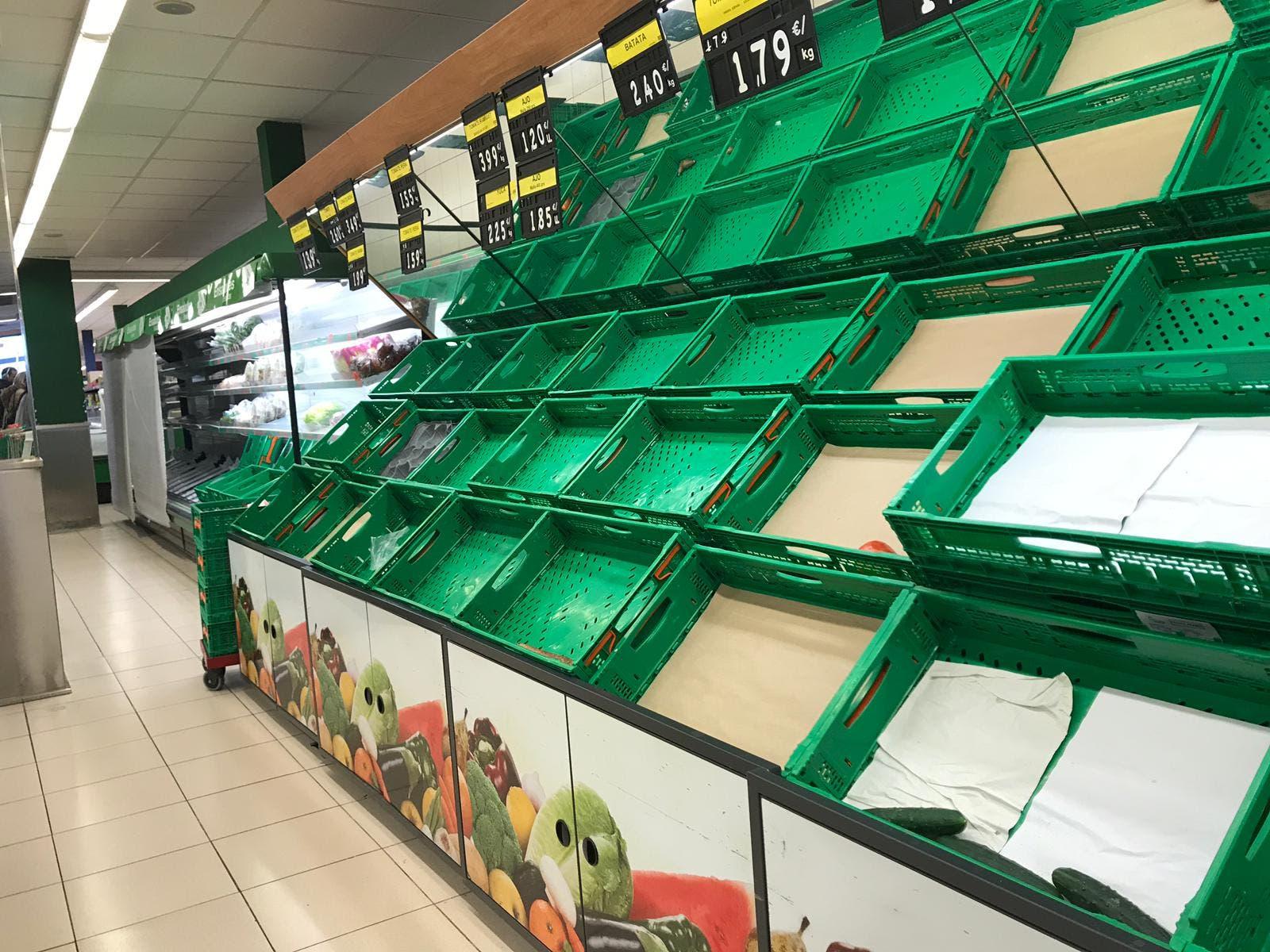 Palma supermarket