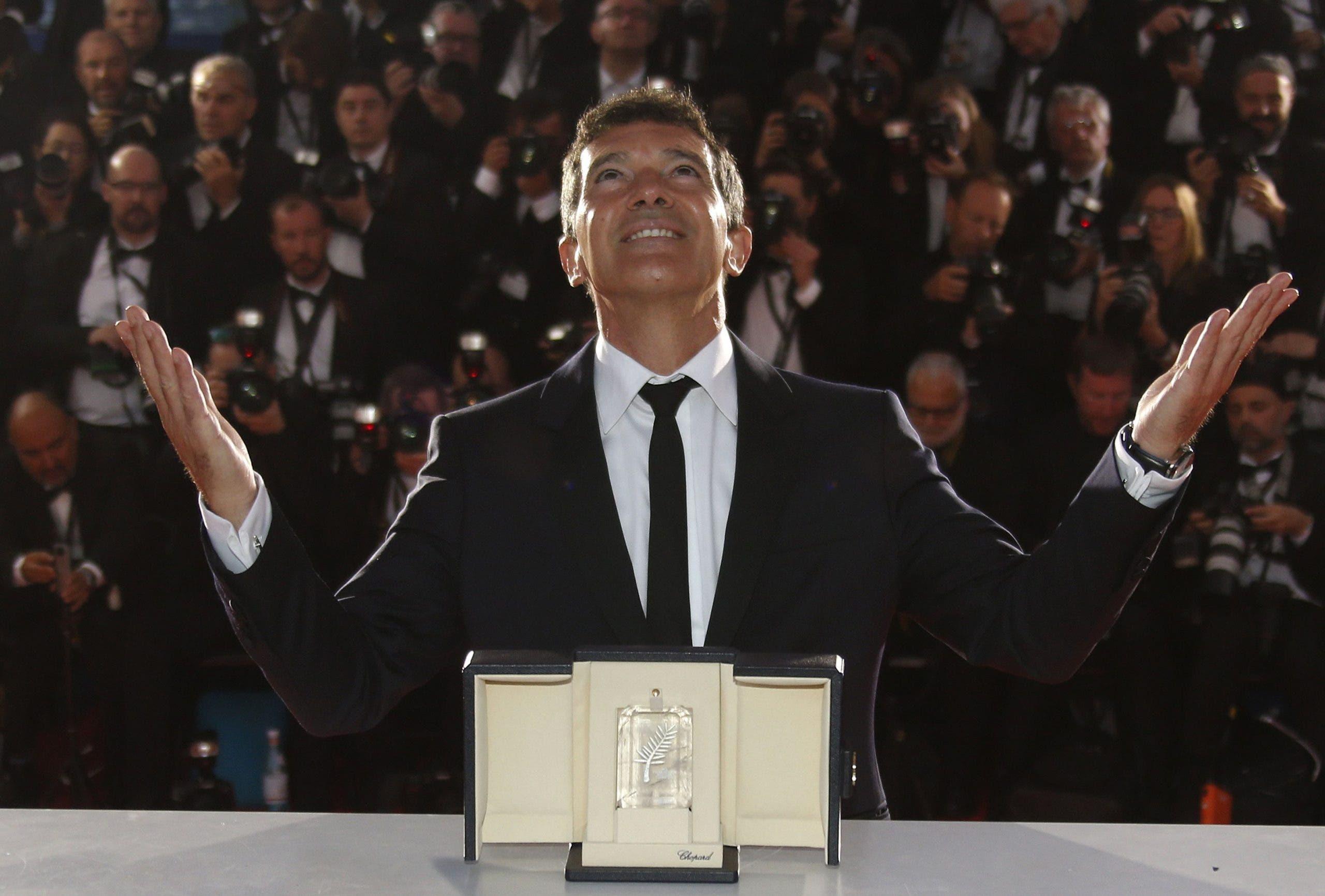 Banderas Cannes