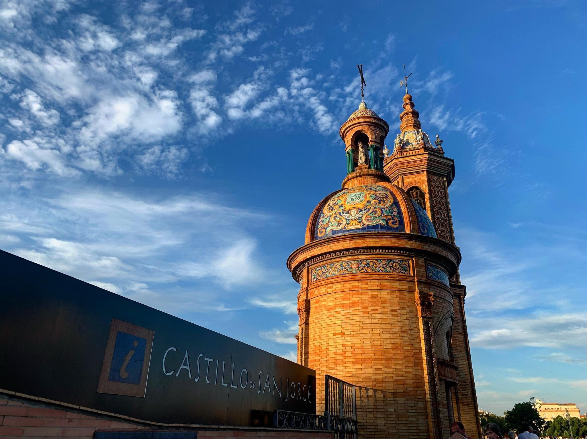 Castillo De San Jorge Triana