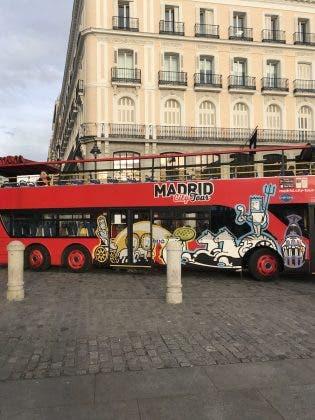 Close To The Prado