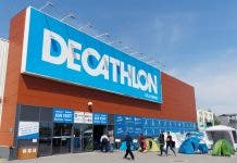 Decathlon 169