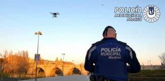 Drones Madrid