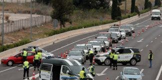 Guardia Civil Agent Injured