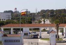 Mal Expulsado De La Cafeteria De Suboficiales De La Base Militar