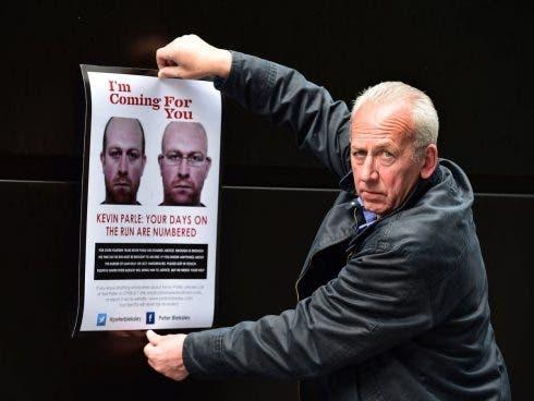 Manhunt Poster 2