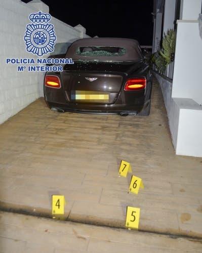 Marco Yaquot Murder Scene