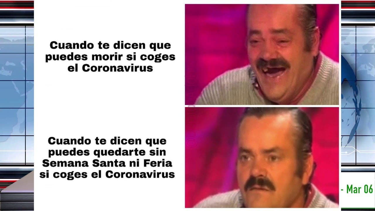 Watch Spain S Top 5 Most Hilarious Coronavirus Memes Olive