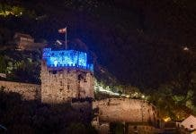 Moorish Castle Blue